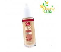 2B Colours Тональная основа под макияж NUDE