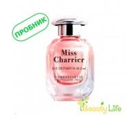 CHARRIER PARFUMS Пробник парфюмированной воды Miss Charrier 2мл