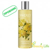 Yardley Пробник Гель для душа English Freesia 30мл