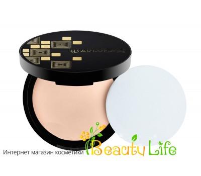 Art Visage Пудра компактная для сухой кожи.
