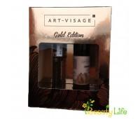 Art-Visage Набір туш для вій Chicago + сяюча основа під макіяж Luminizer
