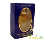 CHARRIER PARFUMS Парфюмированная вода Croyance Or 8,5мл