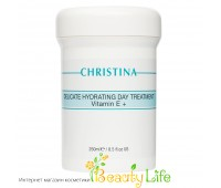 Christina Деликатный увлажняющий дневной крем с витамин Е - Delicate Hydrating Day Treatment + Vitamin E.