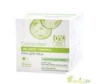 Dr. Sante Cucumber Balance Control Крем для лица с матирующим эффектом