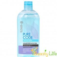 Dr. Sante Pure Code Мицеллярная вода для сухой и чувствительной кожи