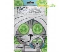 Face Facts Маска для лица Cucumber