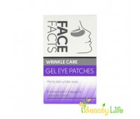 Face Facts Патчи под глаза гелевые Wrinkle Care 4 пары