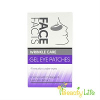 Face Facts Патчи под глаза гелевые Wrinkle Care 4 пары