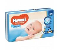 Huggies Подгузник Ultra Comfor для мальчиков №3
