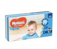 Huggies Подгузник Ultra Comfor для мальчиков №4 ( 50 шт. )