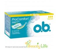 Тампоны o.b. ProComfort Normal 16 шт