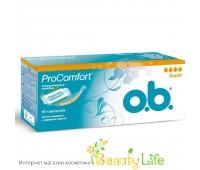 Тампоны o.b. ProComfort Super 16 шт