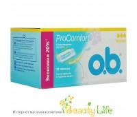 Тампоны o.b. ProComfort Normal 32 шт