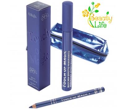 Тушь для ресниц и карандаш Karaja Touch of Magic (набор)