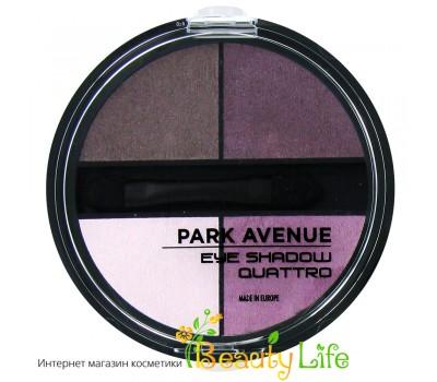 Park Avenue Тени QUATTRO Eyeshadow