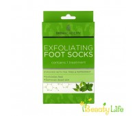 Skin Academy Пилинговые носочки для ног Tea Tree & Peppermint