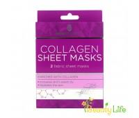 SA Маска тканинна Collagen 2шт