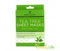 SA Маска тканинна Tea Tree 2шт