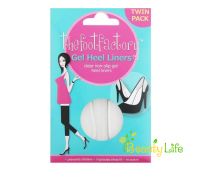 The Foot Factory Гелевые подушечки для ухода за кожей ног Twin Pack 2 пары
