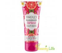 Yardley Крем д/рук Flowerazzi Magnolia & Pink Orchid