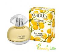 Yardley Туалетная вода Decadent Mimosa