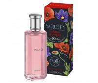 Yardley Туалетна вода Poppy & Violet 125мл