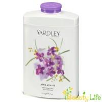 Yardley Парфюмированный тальк April Violets