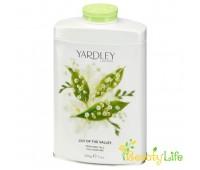 Yardley Парфюмированный тальк Lily of the Valley